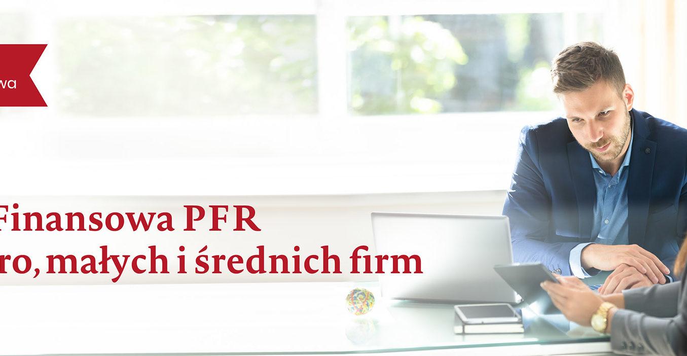 Tarcza Finansowa PFR dla Mikro i Małych firm